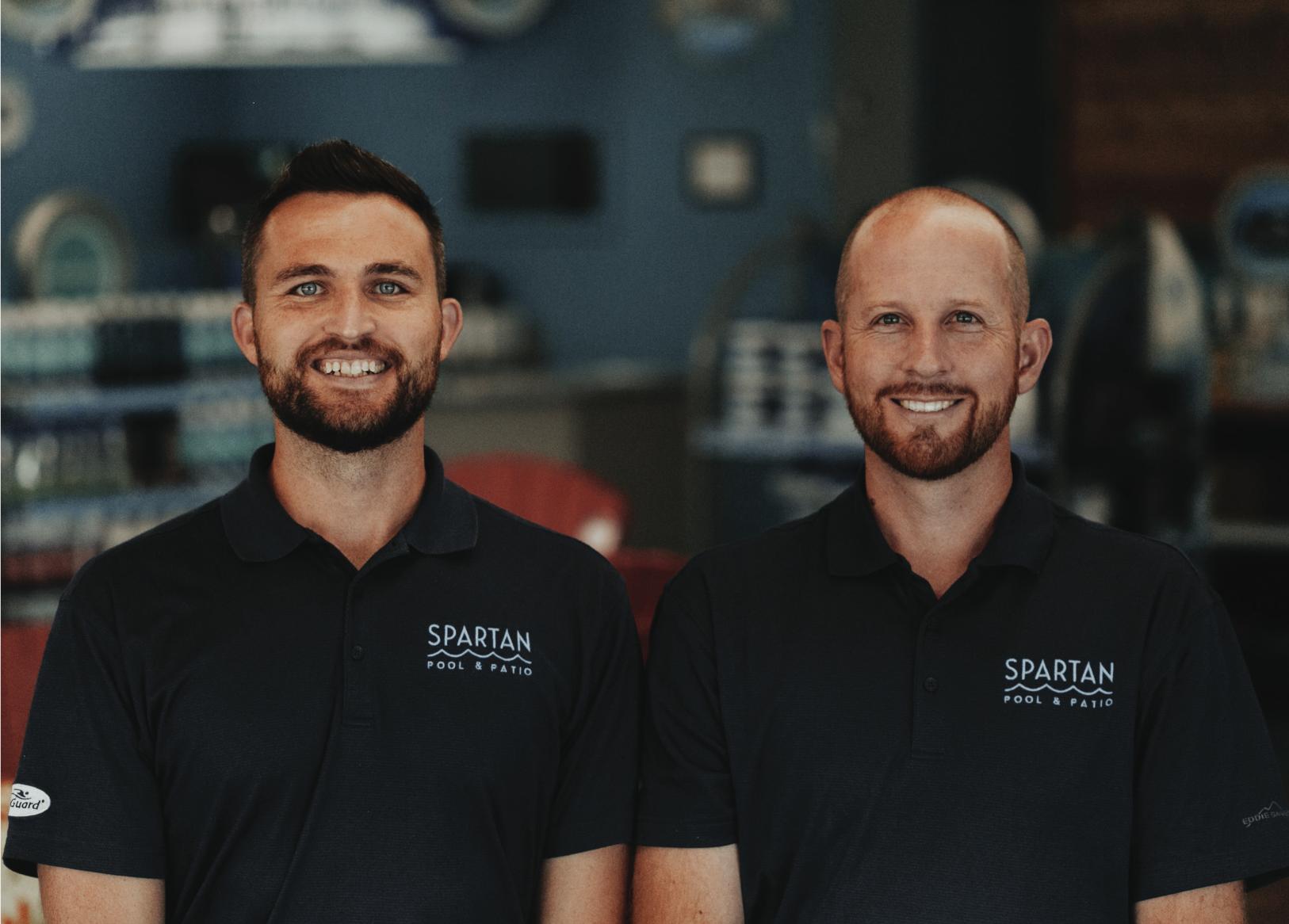 Owners Sam Stroud and Jordan Demeter